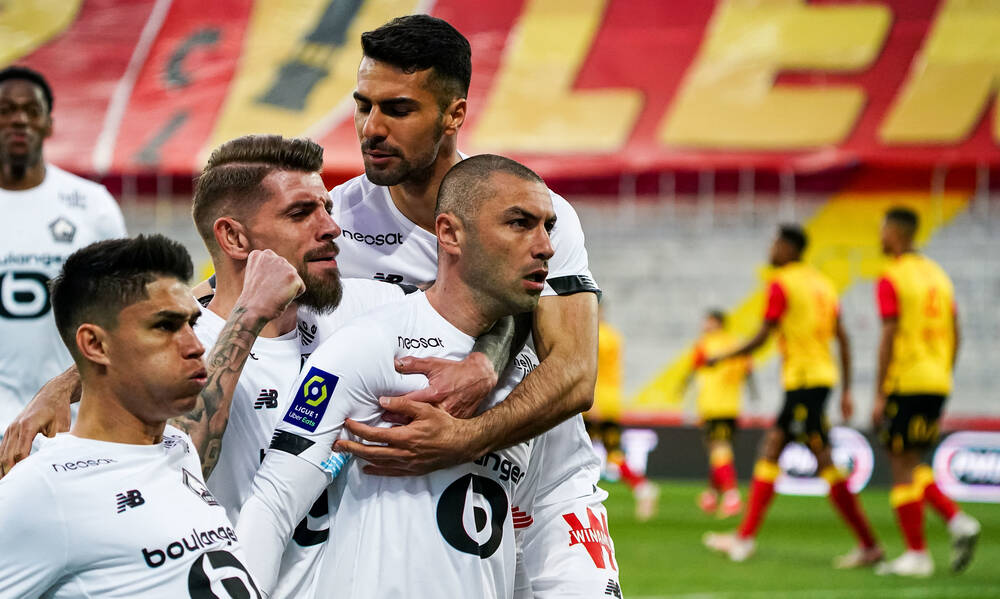 Ligue 1: Παρέλαση... τίτλου για τη Λιλ