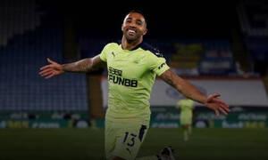 Premier League: Θρίαμβος της Νούκαστλ στο «Κινγκ Πάουερ»