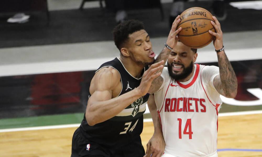 NBA: Έφτασαν Νετς οι Μπακς - Στο... χαλαρό ο Γιάννης (photos+video)