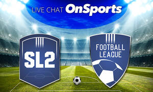 Live Chat τα αποτελέσματα σε Super League 2 και Football League