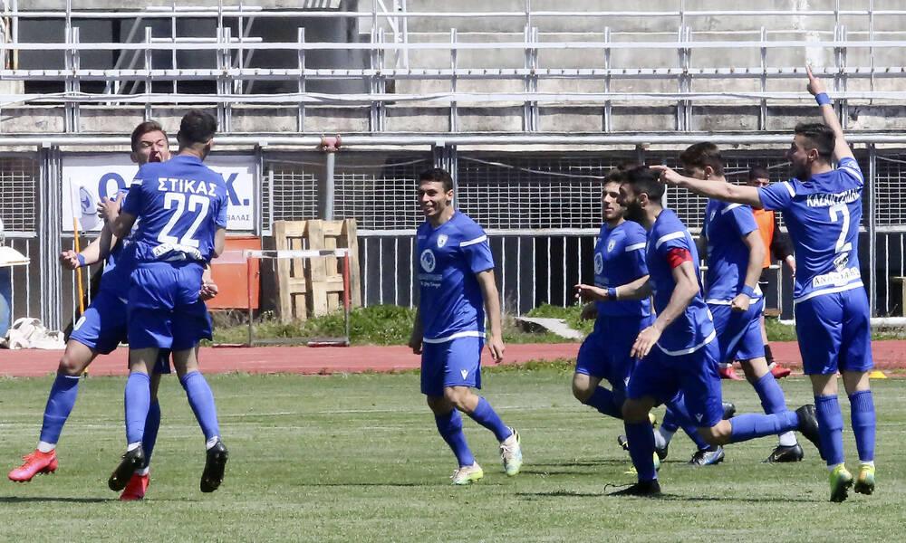 Football League: «Διπλό»… ανόδου για Καβάλα