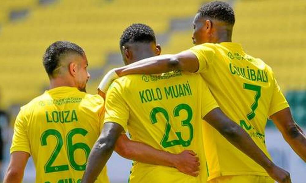 Ligue 1: Τεράστια νίκη παραμονής για τη Ναντ κόντρα στην Μπορντό! (photos)
