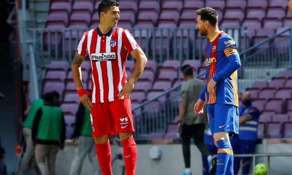 La Liga: «Κουλούρια» στη Βαρκελώνη, πρώτη η Ατλέτικο, χάνει ελπίδες η Μπαρτσελόνα, γελά η Ρεάλ!