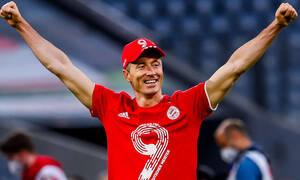 Bundesliga: Έκανε φιέστα η Μπάγερν με εξάρα και ασταμάτητο Λεβαντόφσκι! (Videos+Photos)