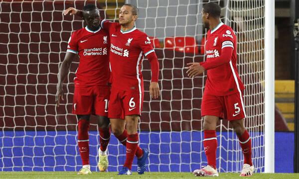 Premier League: Διατήρησε τις ελπίδες της για την τετράδα η Λίβερπουλ (videos)