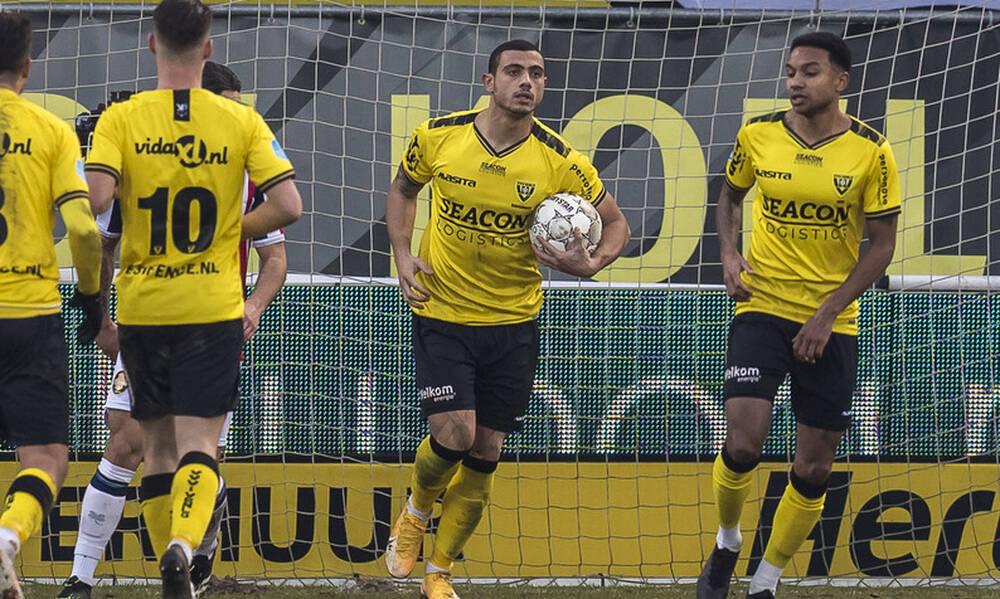 Eredivisie: Ο Γιακουμάκης έκανε ρεκόρ, αλλά η Φένλο πέφτει!