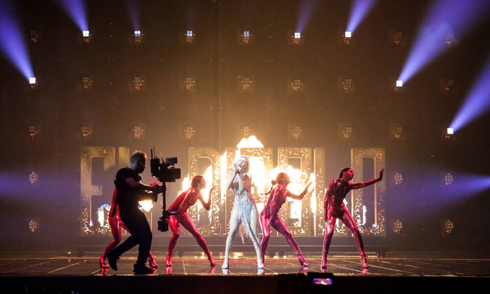 Eurovision 2021: Η πρώτη πρόβα της Κύπρου στο stage του διαγωνισμού στο Ρότερνταμ!