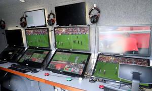 Super League: Αλλαγές στο VAR σε Τούμπα και Λεωφόρος