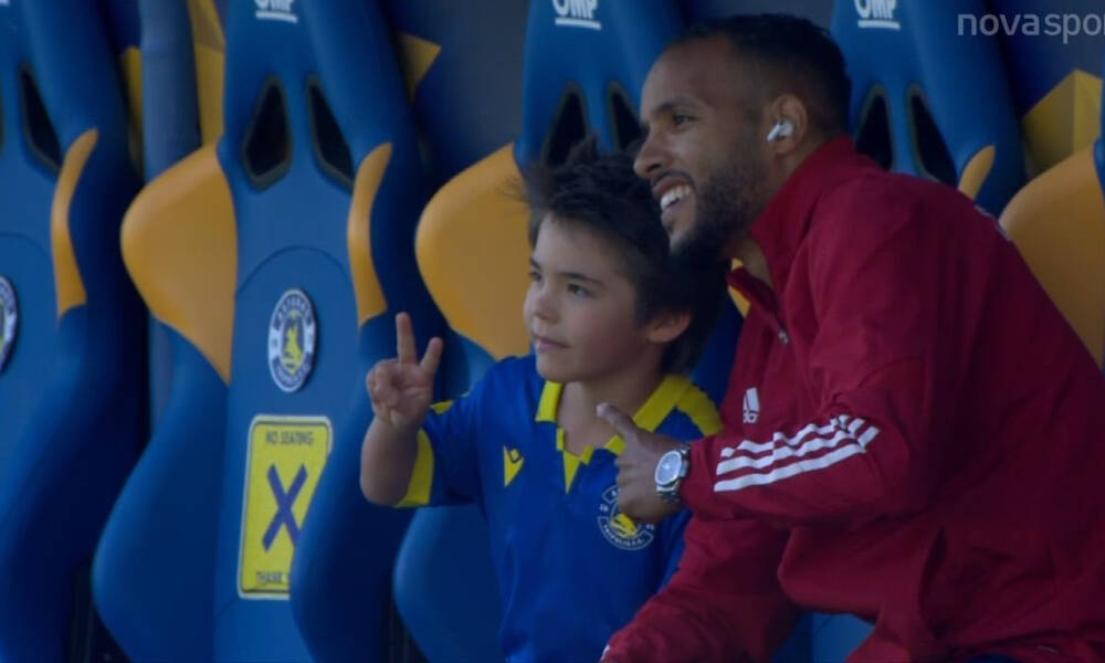 Αστέρας Τρίπολης - Ολυμπιακός: Το πιο όμορφο γκολ του Ελ Αραμπί - Στον πάγκο με τον γιο του Μπαράλες