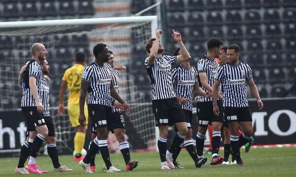 ΠΑΟΚ-Άρης 2-0: Τρολάρισμα με Ρέμο στην Τούμπα μετά τη νίκη του «Δικεφάλου»! (video+photos)