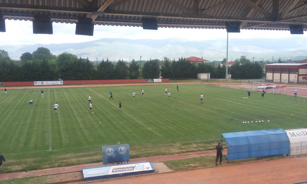 Football League: Νέα γκέλα η Βέροια, πρώτη η Καλαμάτα