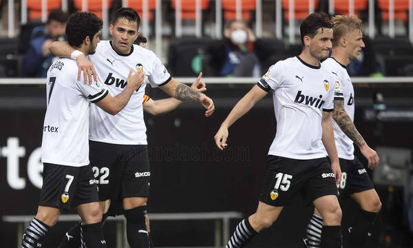 La Liga: Σώθηκε η Βαλένθια, στο πρόβλημα η Βαγιαδολίδ! (Video)