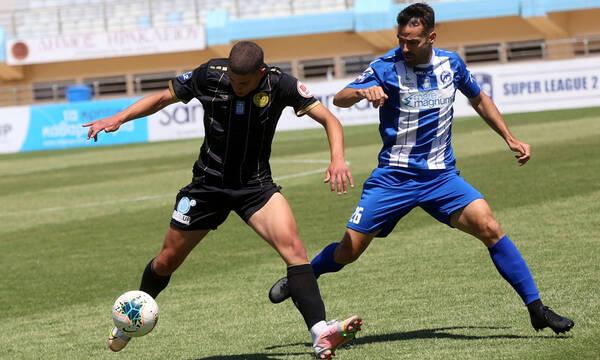 Χανιά: Φωνάζει για το ακυρωθέν γκολ στο 33'
