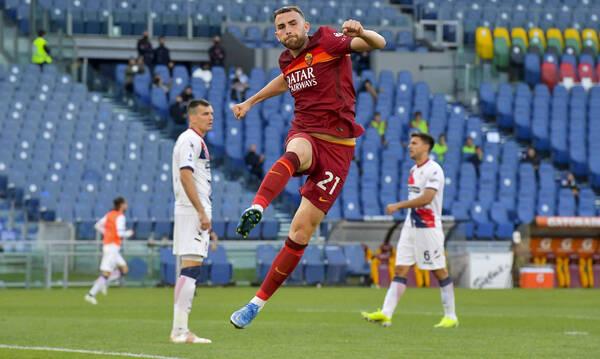 Serie A: Ξέσπασε στην πεσμένη Κροτόνε η Ρόμα!