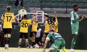 Παναθηναϊκός-ΑΕΚ 0-1: Στην Ευρώπη η Ένωση, ξανά εκτός σε σεζόν ντροπή το «τριφύλλι» ! (video+photos)