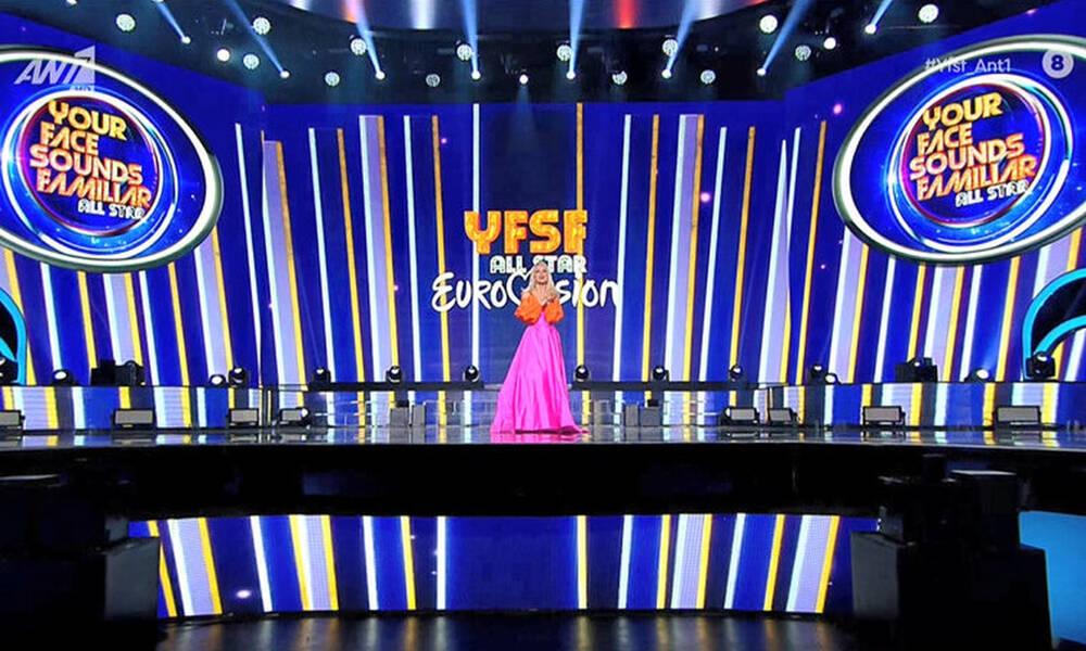 YFSF All Star: Oι εμφανίσεις με άρωμα Eurovision και ο νικητής της βραδιάς!