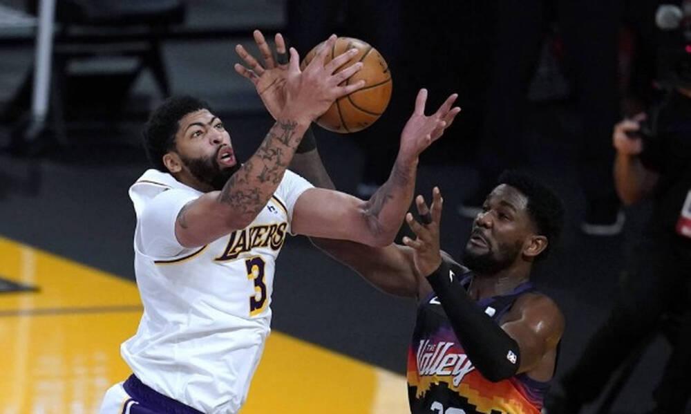 NBA: Πήραν… ανάσα με Ντέιβις οι Λέικερς - Όλα τα αποτελέσματα (videos)