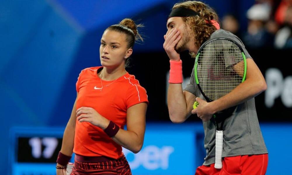Τένις: Παρέμεινε στην 5η θέση ο Τσιτσιπάς - Η θέση της Σάκκαρη