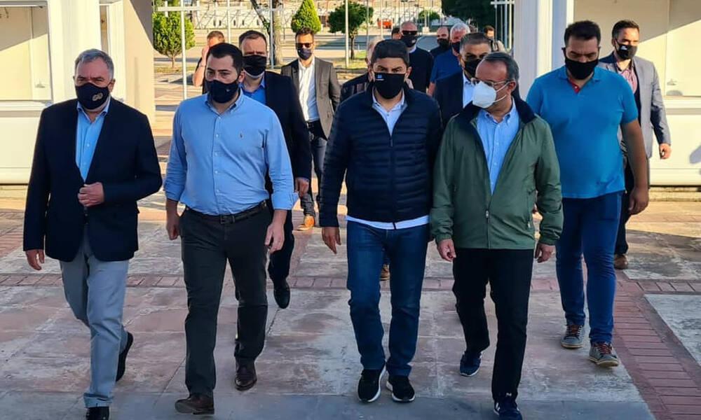 Αυγενάκης: «Το Ράλι Ακρόπολις είναι εθνική υπόθεση» (photos)