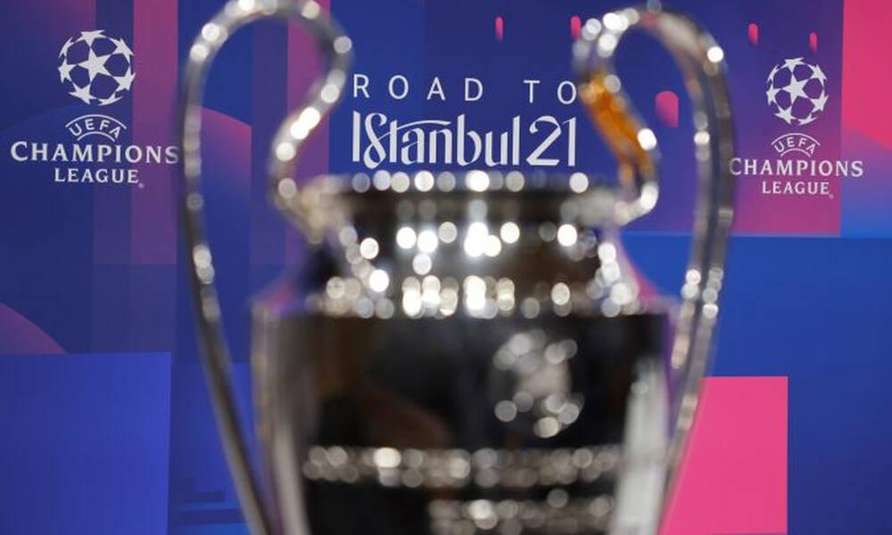 Champions League: «Αλλάζει η έδρα του τελικού»