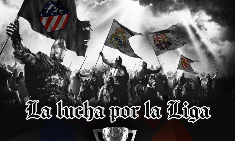 «Χαμός» στην La Liga: «Μάχη» των «4» για την κούπα με τρεις αγωνιστικές «φωτιά» (photos)