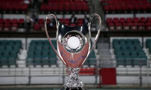 Τελικός Κυπέλλου Ελλάδας: Με... 800 άτομα το Ολυμπιακός-ΠΑΟΚ στο ΟΑΚΑ