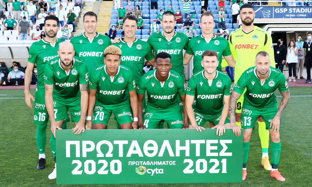 Κύπρος: Η απονομή στην πρωταθλήτρια Ομόνοια μετά το ντέρμπι - Εξάρα ο ΑΠΟΕΛ (videos)