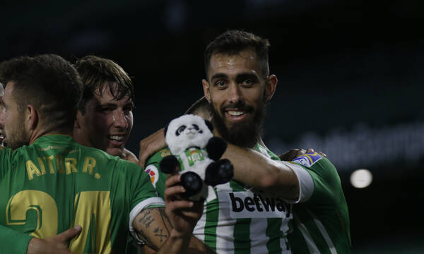 La Liga: Νίκη Ευρώπης η Μπέτις! (video+photos)