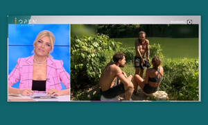 Survivor: Η επική ατάκα της Καινούργιου on air για τον καβγά Μαριαλένας – Σάκη!
