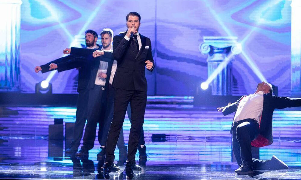 YFSF: Αναβίωσε η ελληνική συμμετοχή στη Eurovision το 2011 με τον Λούκα Γιώρκα! (video)