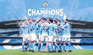 Premier League: Η Λέστερ έστεψε πρωταθλήτρια την Μάντσεστερ Σίτι