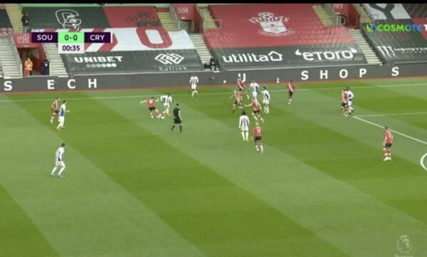 Premier League: Νίκη μετά από τέσσερα ματς για τη Σαουθάμπτον (video)