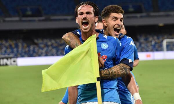 Serie A: Ανέβηκε δεύτερη η Νάπολι με «πεντάρα» στην Ουντινέζε