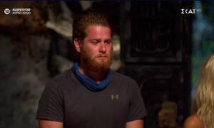 Survivor: Ο James ανακοίνωσε επίσημα την αποχώρησή του! Ξέσπασε σε κλάματα ο Μπάρτζης