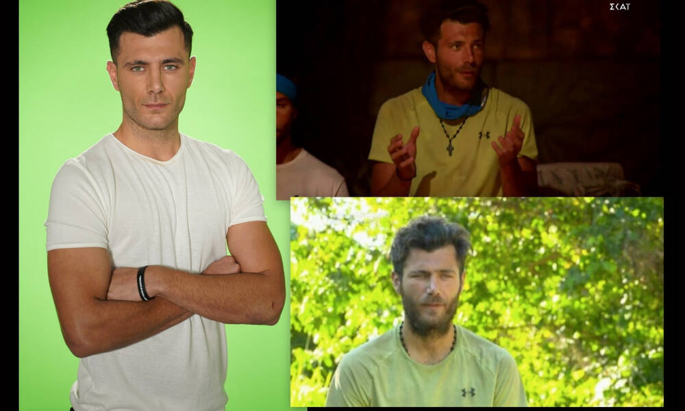 Survivor: Αποχώρηση σοκ - Έφυγε οριστικά και... ο Νίκος Μπάρτζης! (photos+video)