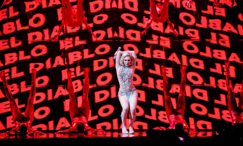 Eurovision 2021: Μάγεψε... η δεύτερη πρόβα της Έλενας Τσαγκρινού στο Ρότερνταμ!