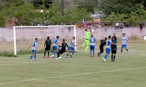 Νίκη Βόλου-Ρόδος: Έξοδος του… Μεσολογγίου από Περιστερίδη και γκολ για Τσίπρα (video)