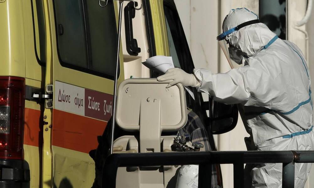 Κρούσματα σήμερα: 2.489 νέα ανακοίνωσε ο ΕΟΔΥ - 70 θάνατοι σε 24 ώρες, στους 707 οι διασωληνωμένοι