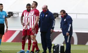 Ολυμπιακός-ΠΑΟΚ: Η διάγνωση για Σωκράτη - Αγωνία για τον τελικό Κυπέλλου