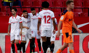 La Liga: Συνεχίζει με ένα όνειρο τρελό η Σεβίλλη! (Video)