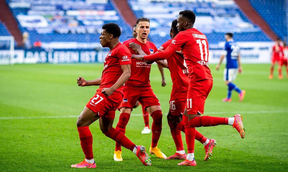 Bundesliga: Νίκη παραμονής η Χέρτα! (video)