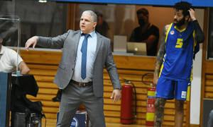 Μανωλόπουλος: «Συγχαρητήρια σε όλη την ομάδα για τη νίκη επί του Προμηθέα»