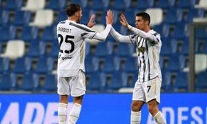 Serie A: «Ζωντανή» η Γιουβέντους, επτά γκολ η Μίλαν! (Photos)