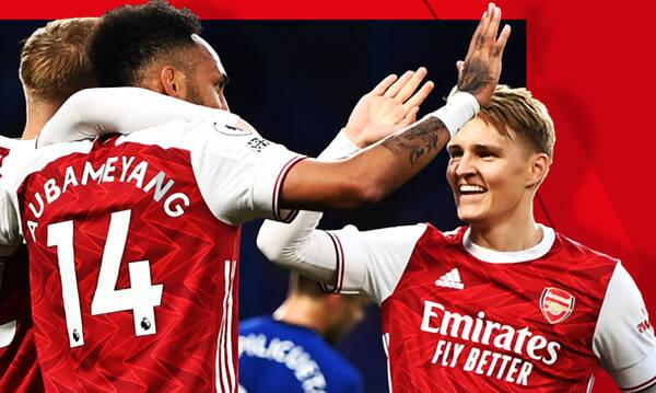 Premier League: Το ντέρμπι η Άρσεναλ (videos)