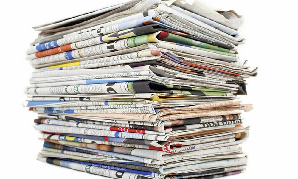 Τα πρωτοσέλιδα των αθλητικών εφημερίδων της ημέρας (13/05)