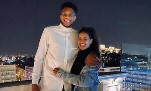 NBA: Πατέρας για δεύτερη φορά ο Αντετοκούνμπο (photos)