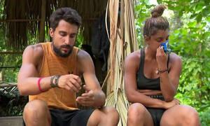 Survivor: «Σύννεφα» για Μαριαλένα και Σάκη - Η κίνηση που πρόδωσε την αλλαγή (photos+video)