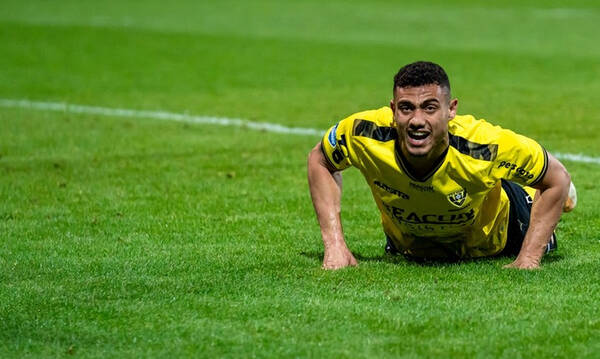Eredivisie: Σκόραρε ο Γιακουμάκης κόντρα στον Άγιαξ, αλλά έπεσε η Φένλο! (video+photos)