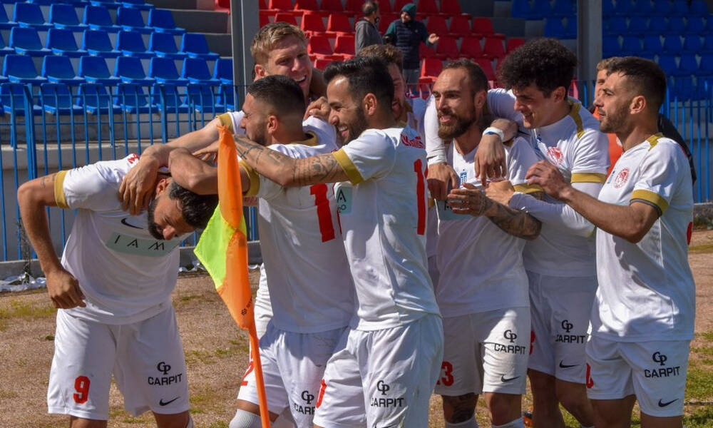 Football League: Νίκη για Ολυμπιακό Βόλου μετά από έναν μήνα