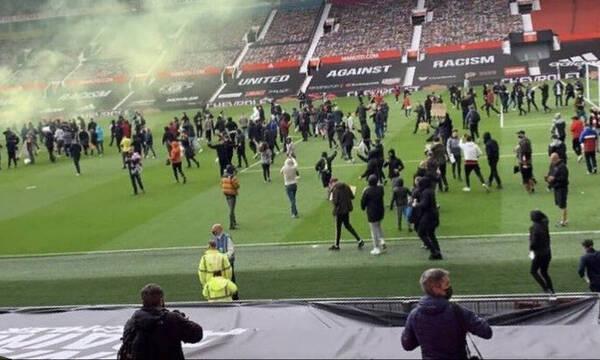 Μάντσεστερ Γιουνάιτεντ-Λίβερπουλ: Στο γήπεδο 6 ώρες πριν τη σέντρα οι «κόκκινοι διάβολοι»